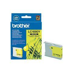 Brother LC1000Y Yellow Ink